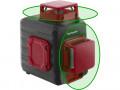 FORTUM laser zelený 2D liniový, køížový samonivelaèní 4780214