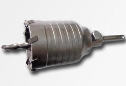 75mm Korunkový vrták do betonu SDS-plus XTline