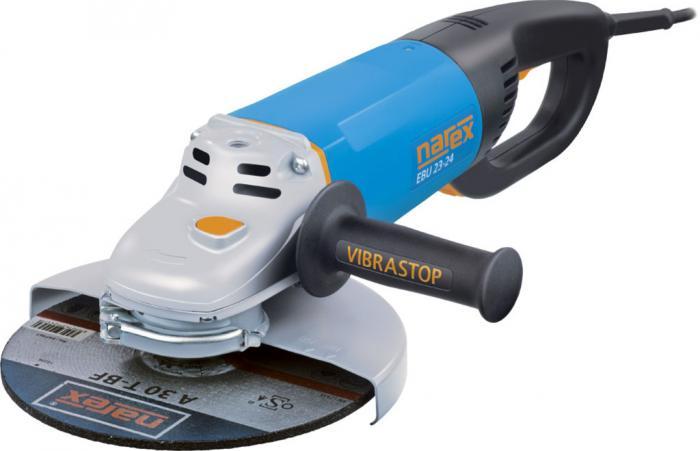 NAREX EBU 23-24 úhlová bruska 230mm