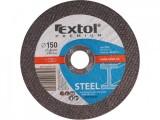 Øezný kotouè 115x1,6 EXTOL PREMIUM ocel