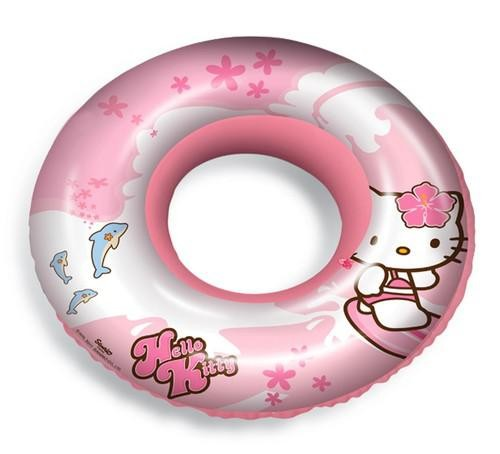 Kruh plavací HELLO KITTY, prům. 50cm