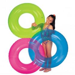Kruh plavecký pr. 76cm INTEX růžový
