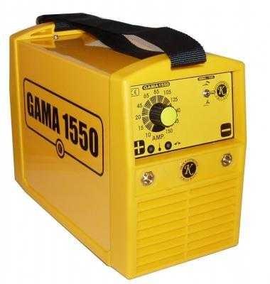 Svářecí invertor GAMA 1550 SET