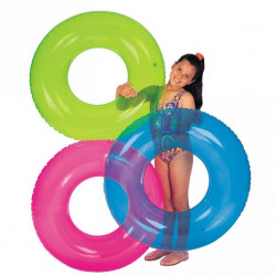 Kruh plavecký pr. 76cm INTEX zelený