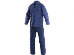 JARDA Pracovní souprava, kalhoty + blůza modrá