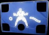 Fotbalová branka s plachtou 183 x 122 x 61cm