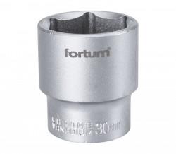"30mm hlavice 1/2"" 6hran FORTUM"