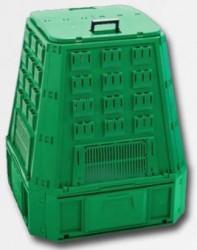 Zahradní kompostér 400 litrù zelený