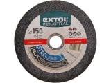 Øezný kotouè 115x1mm EXTOL INDUSTRIAL ocel/nerez 8701002