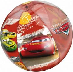 Nafukovací plážový míč CARS, prům. 50cm