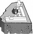 Kotvící sada pro domky ARROW AK100 - do betonu