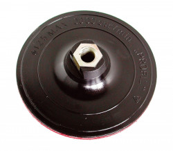125mm Unašeè / nosiè brusiva na suchý zip M14 108500