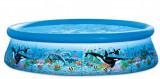 Bazén 366x76cm EASY OCEAN + FILTRACE