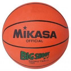 Míč basket MIKASA 1150 oranžový vel. 7