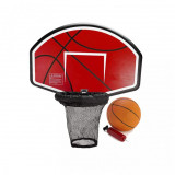Basketbalový koš k trampolínì - SET