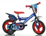 "ACRA Dino SPIDERMAN 12"" dìtské kolo"