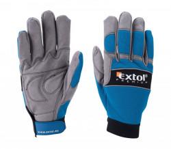 Luxusní rukavice polstrované L EXTOL PREMIUM